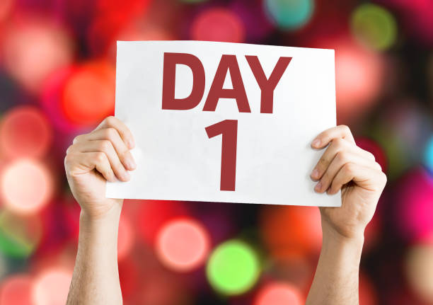 3,561 Day 1 Stock Photos, Pictures & Royalty-Free Images - iStock