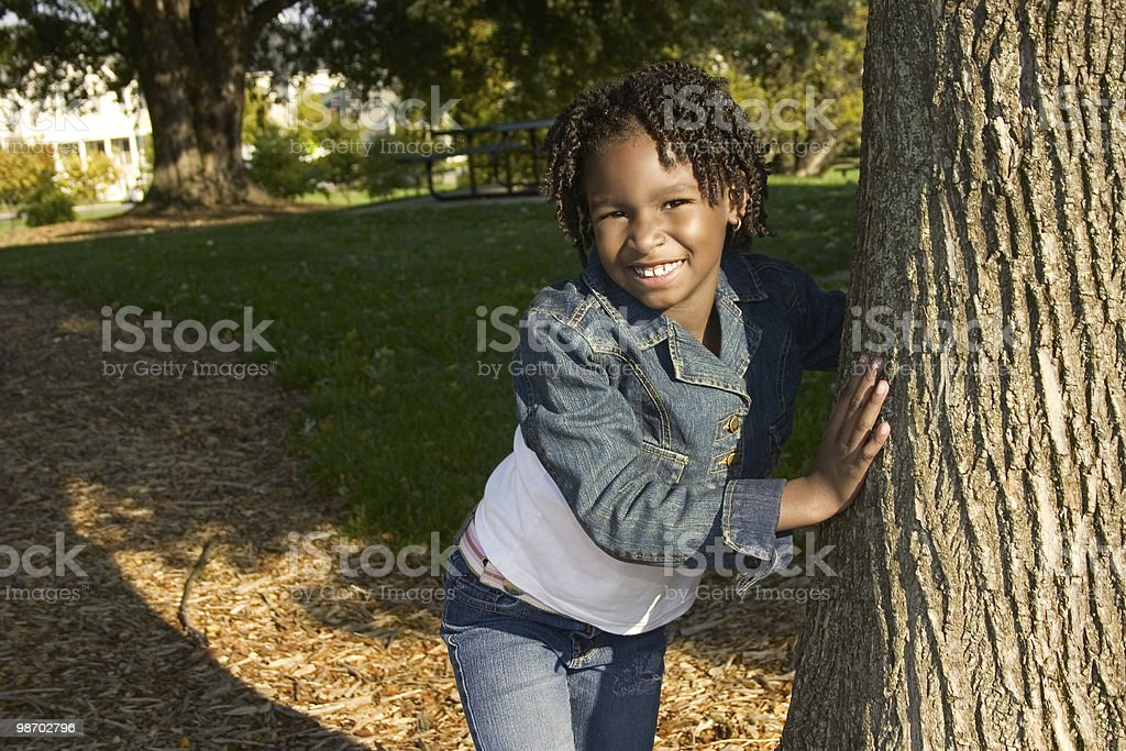 Day at the Park royalty-free stock photo