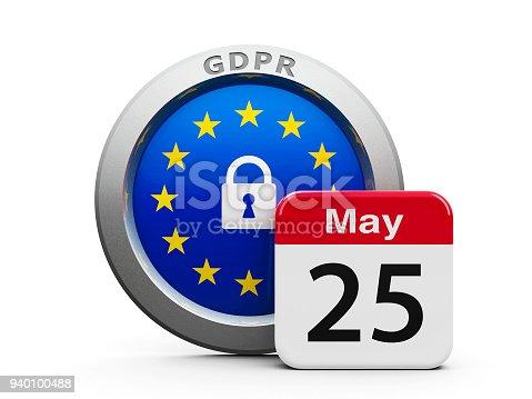 istock GDPR Day EU #2 940100488