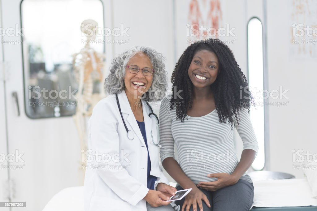 Day in the Life of a Patient stock photo