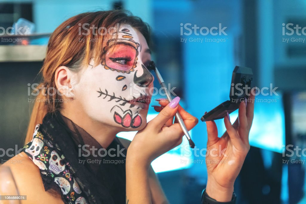 Dia de Muertos stock photo