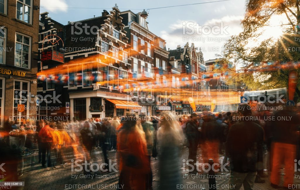 Day of the King, Amsterdam