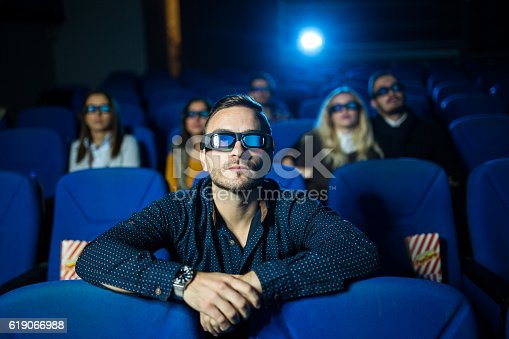 istock Day off at the cinema 619066988