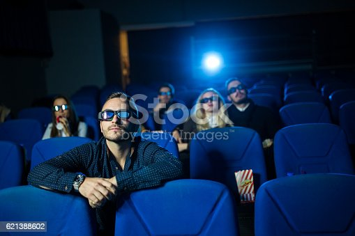 istock Day off at the cinema 621388602