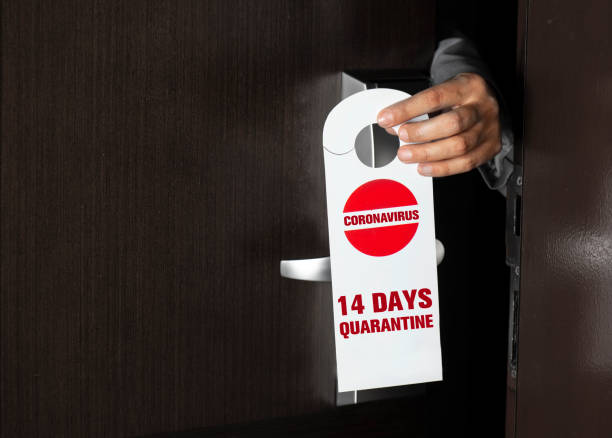 14 Tage Quarantäne – Foto