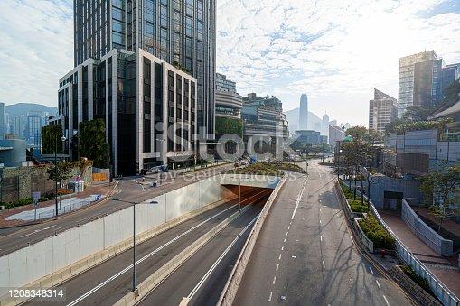 Taxi, Hong Kong, Architecture, Asia, Bank of China Tower - Hong Kong