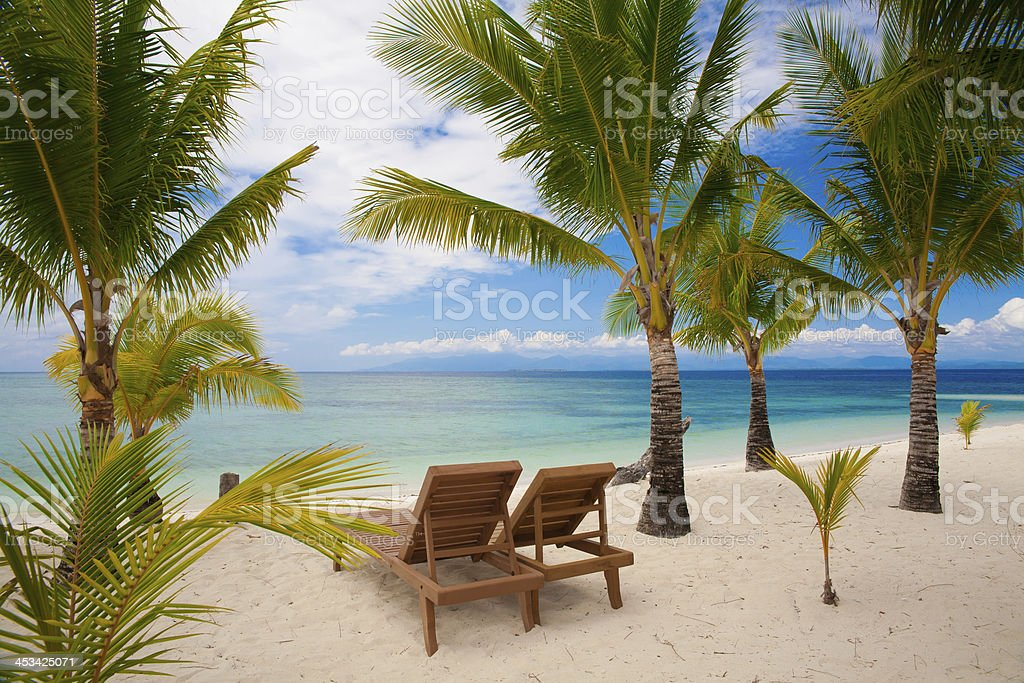 day tropical sea royalty-free stock photo