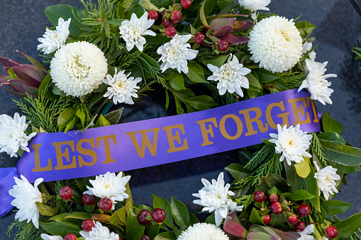 ANZAC Day War Memorial Wreath