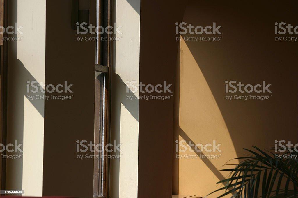 Daydreaming  wall play royalty-free stock photo
