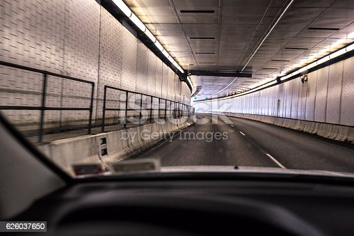 171150458istockphoto Daylight At The End of Pennsylvania Turnpike Lehigh Road Tunnel 626037650
