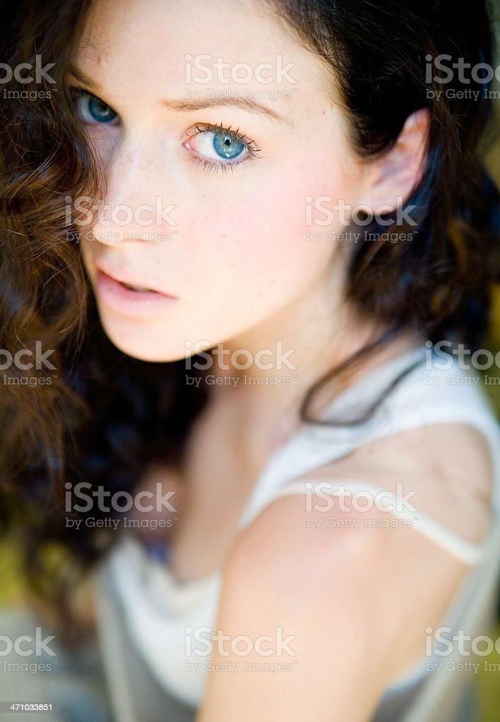 Daylight Beauty royalty-free stock photo
