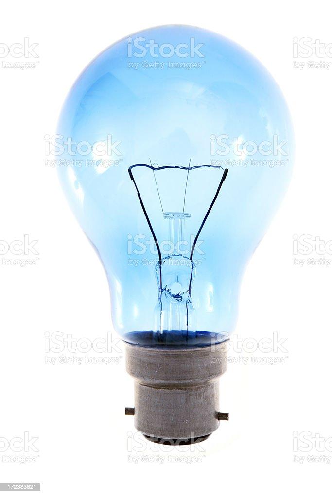 Daylight Bulb royalty-free stock photo