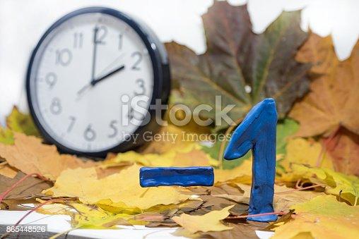 607492948 istock photo Daylight Saving Time. 865448526