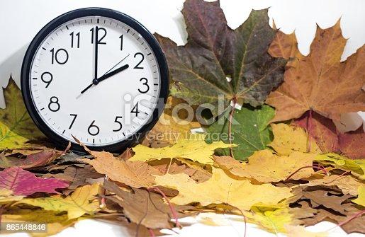 607492948 istock photo Daylight Saving Time. 865448846