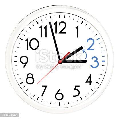 607492948 istock photo Daylight Saving Time. 866638422