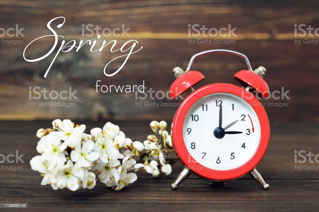 Daylight Saving Time, Spring forward, Summer Time change