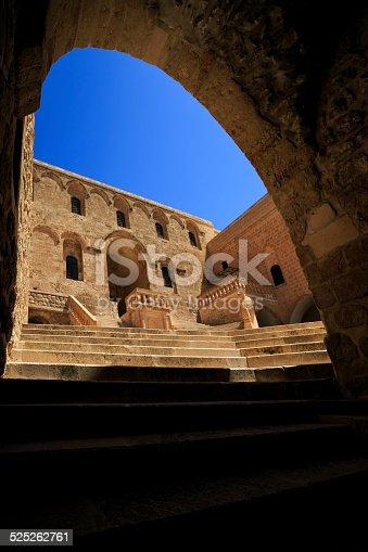 istock Dayro D-mor Hananyo, The Syriac Monastery Of St. Ananias 525262761