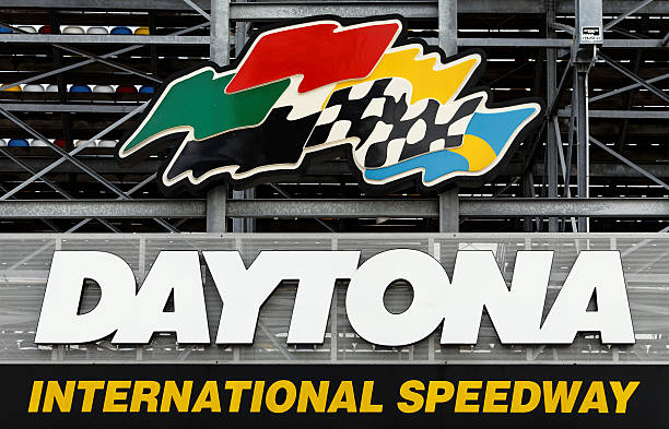 daytona international speedway - daytona 500 stock photos and pictures