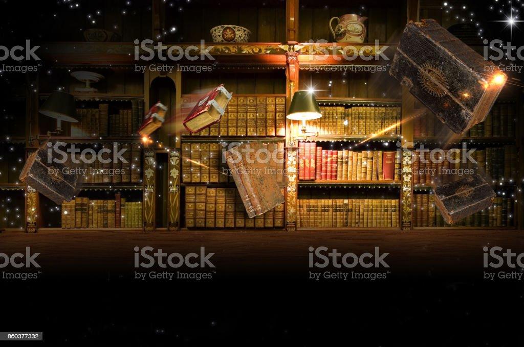 Magia del deslumbramiento - foto de stock
