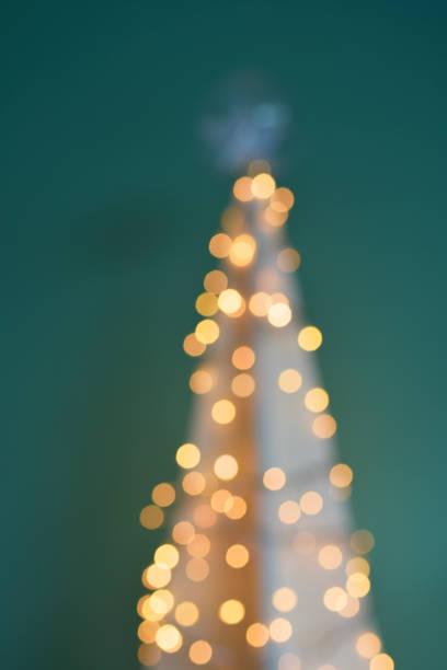 Décoration lumineuse sapin de Noël sapin design Noël sapin noel stock pictures, royalty-free photos & images