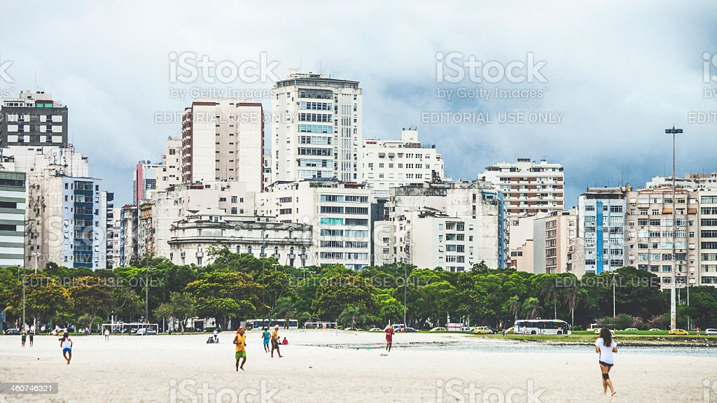Rio De Janiero. royalty-free stock photo