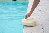 istock deactivate swimming pool alarm 1268856001