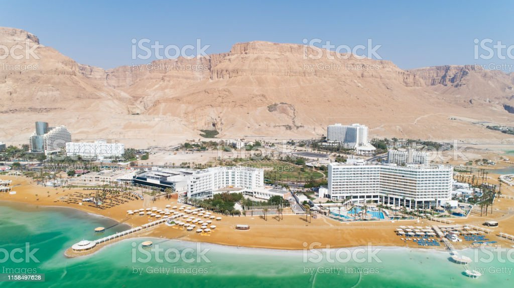 Dead Sea Beaches and Hotels