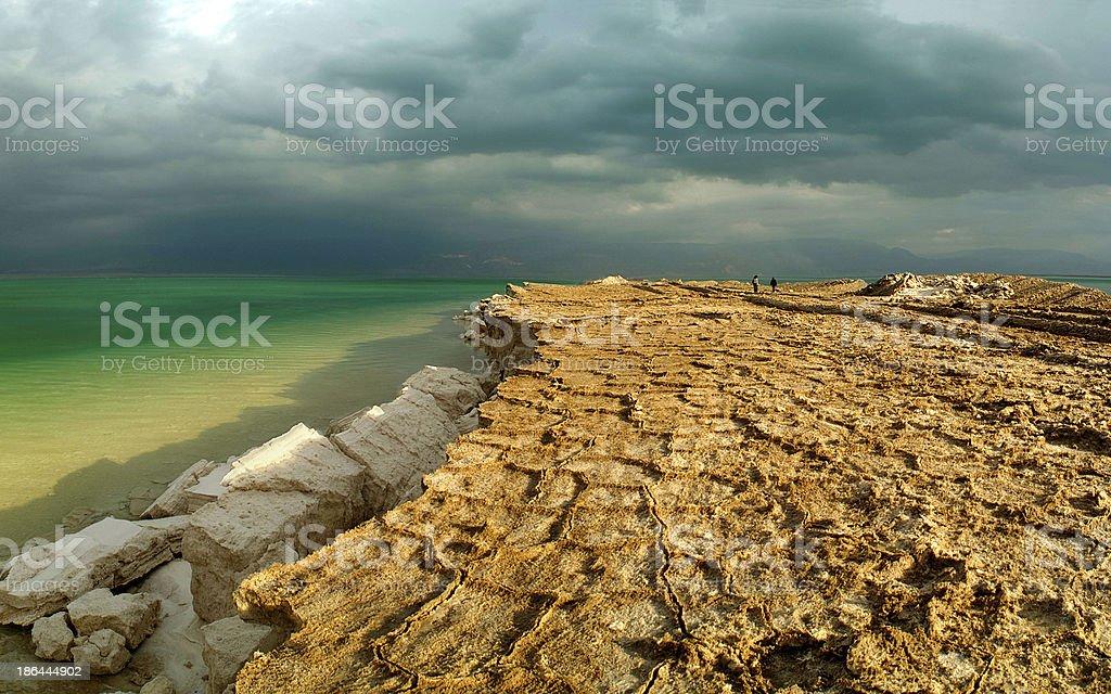 Mar muerto - Foto de stock de Agua libre de derechos