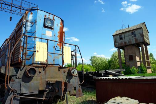 Dead Züge Von Tschernobyl Stockfoto und mehr Bilder von Atomkraftwerk