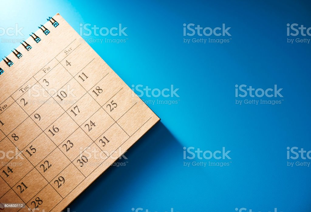Deadline. stock photo