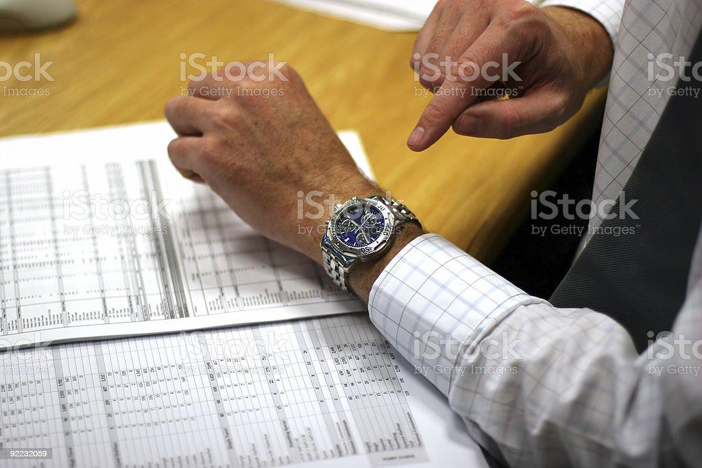 Deadlines royalty-free stock photo