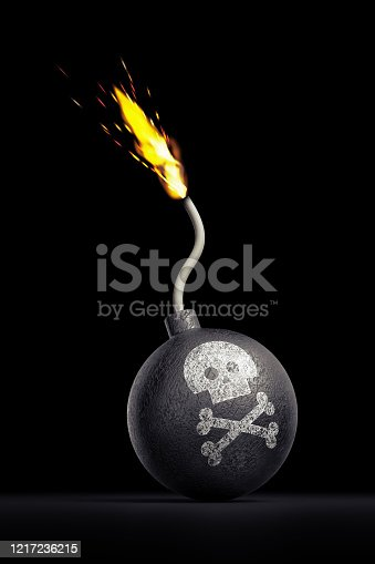 1015605172 istock photo Deadly Moment 1217236215