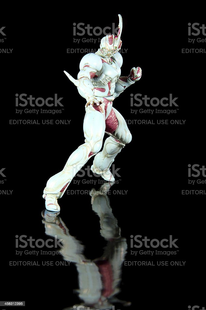 Deadly Stance royalty-free stock photo