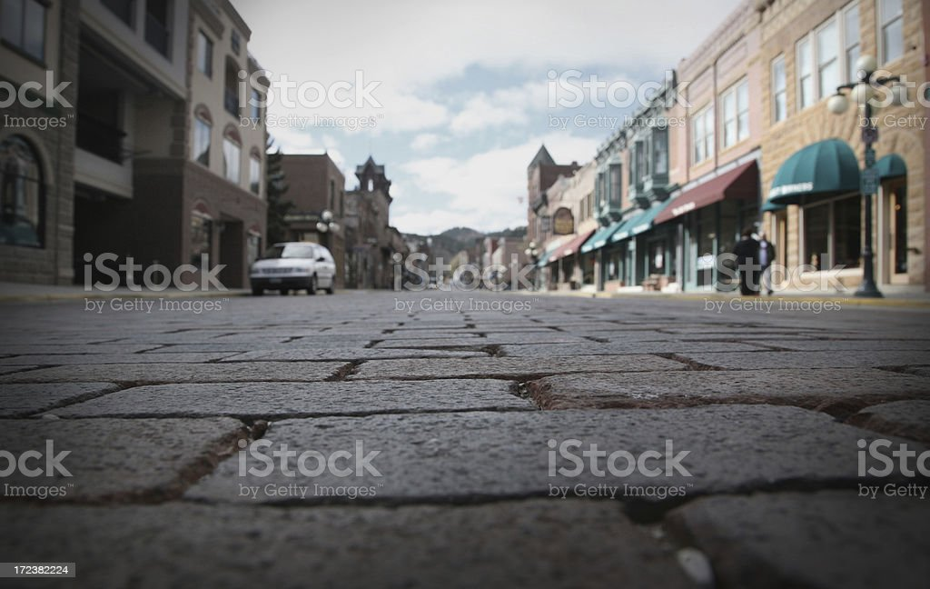deadwood royalty-free stock photo