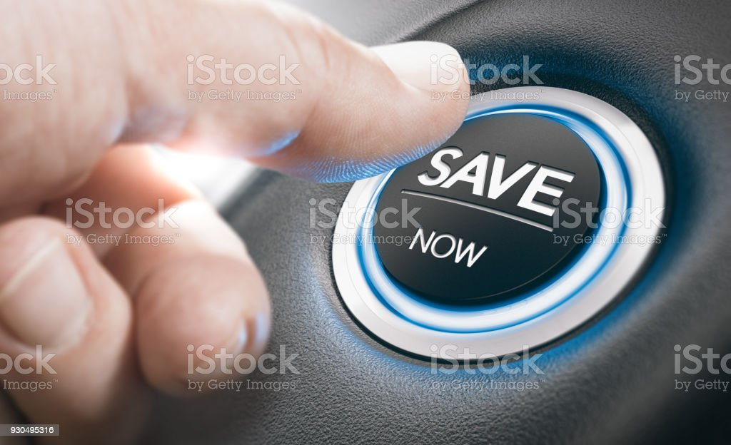 Dealership Concept, Car Sales, Best Offers. stock photo