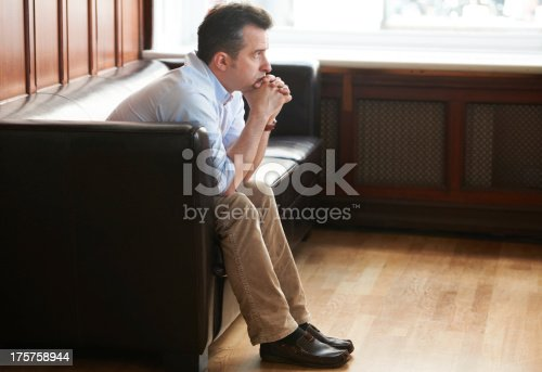 875602488 istock photo Dealing with an emotional moment 175758944
