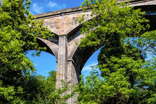 Dean Bridge Edinburgh Vk Stockfoto en meer beelden van Antiek - Toestand