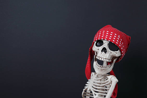 Death Fits Me Well stock photo