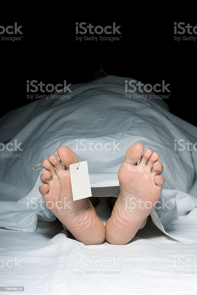 Death royalty-free stock photo
