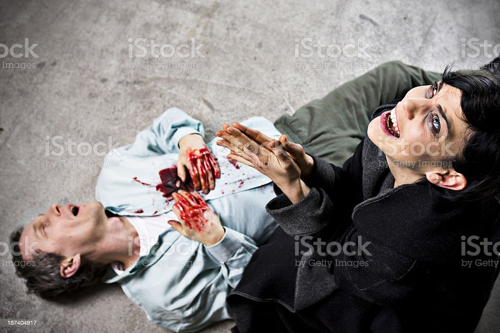 Death royalty-free stock photo