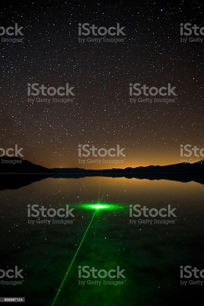 Death Valley, 2017 stock photo