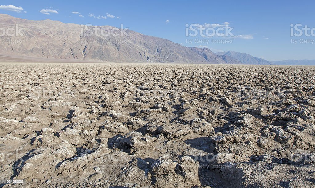 Death Valley Desert royalty-free stock photo