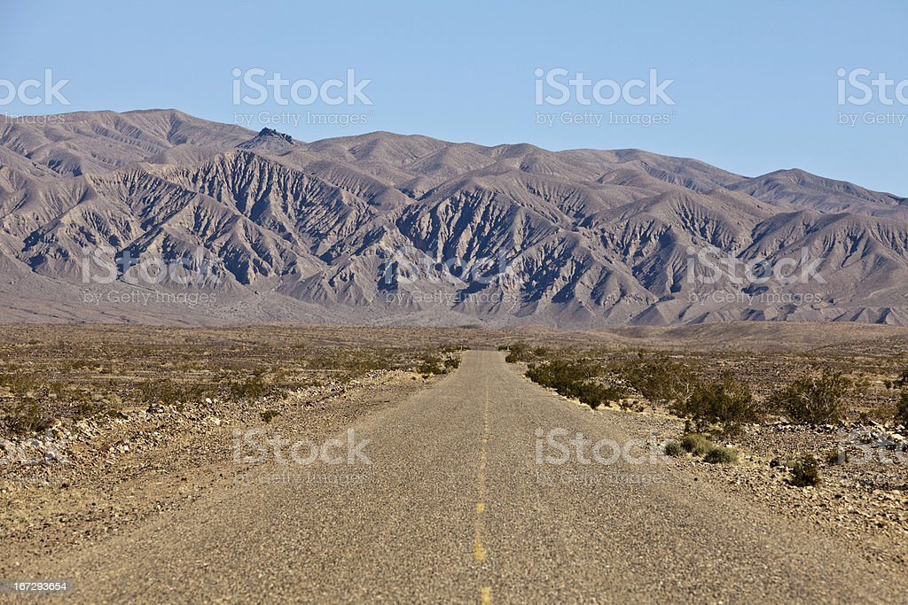 Death Valley National Park, California. royalty-free stock photo