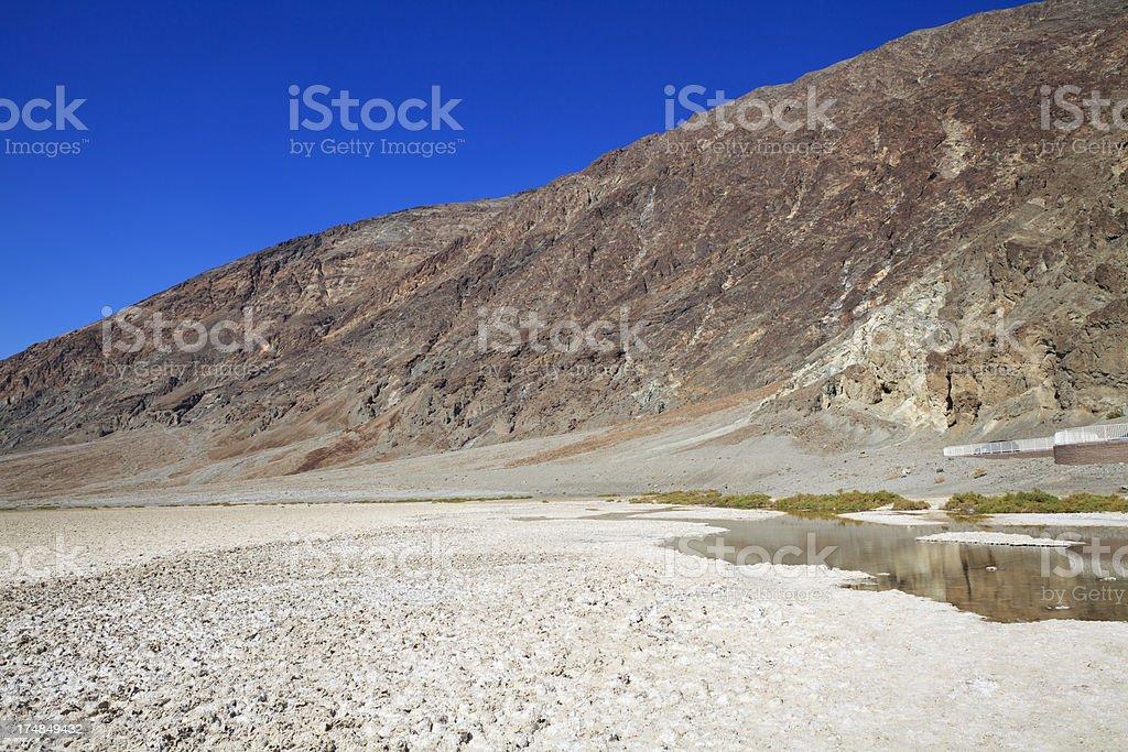 Death Valley national park, California, USA royalty-free stock photo