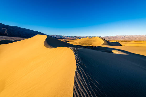 Death Valley National Park Photographing the various scenic overlooks, historical landmarks, and geographical wonders that Death Valley National Park has to offer. mojave desert stock pictures, royalty-free photos & images