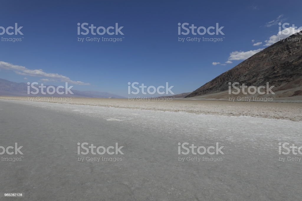 Death Valley zbiór zdjęć royalty-free