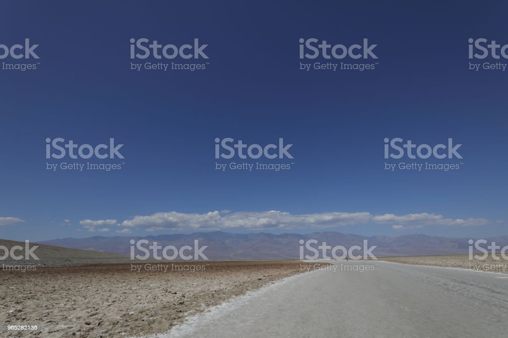 Death Valley zbiór zdjęć royalty-free