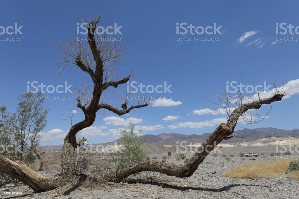 Death Valley royalty-free stock photo