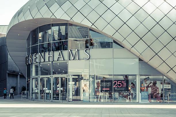 Debenhams grand magasin Bury St Edmunds - Photo