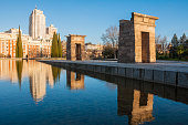 istock Debod temple, Madrid (Spain) 529543987